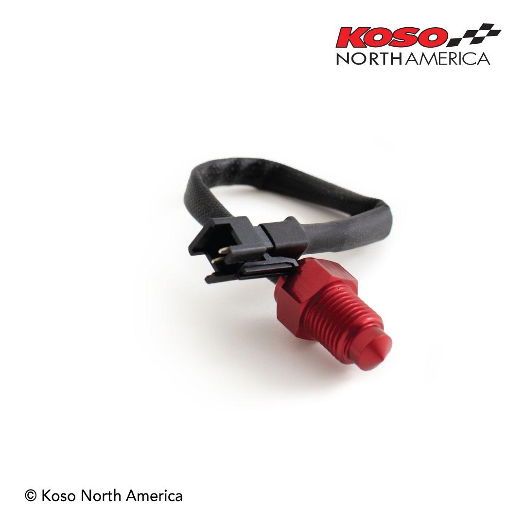 Temparature sensor - black connector