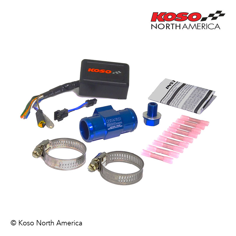 SV650 adaptor kit water temp