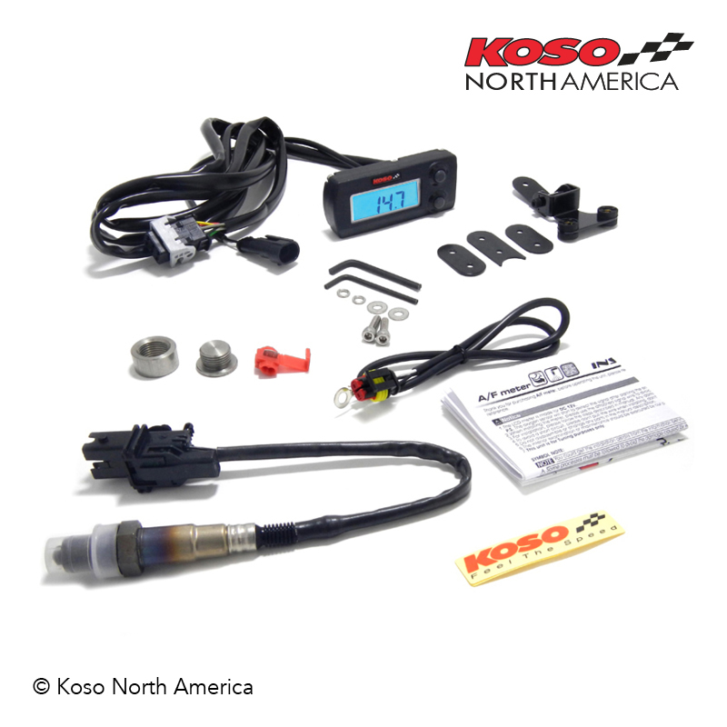 Wideband air/fuel ratio kit